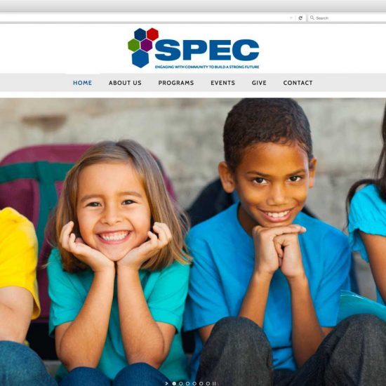 SPEC Association Website
